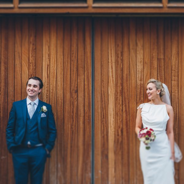 Maelisa & Chris //  The Morrison Hotel Dublin Wedding