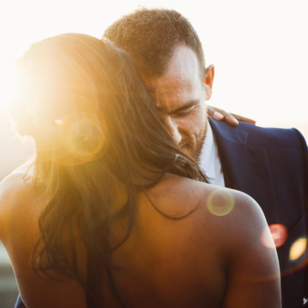 Imani & Garth // The Merchant Hotel