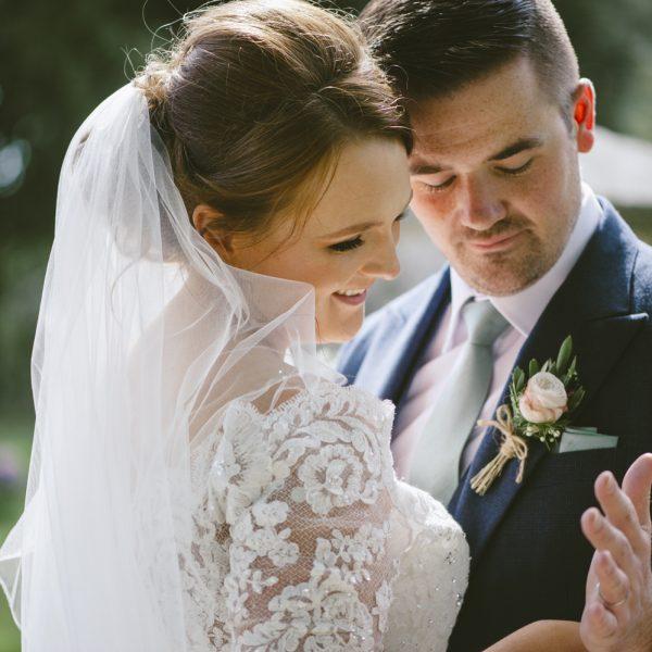 Tullyveery House Wedding  - Naomi and Robert