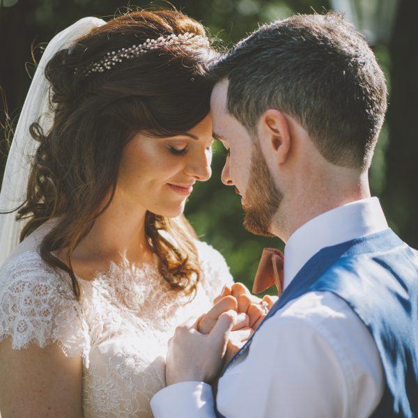 Bellingham Castle Wedding - Winnie and Peter