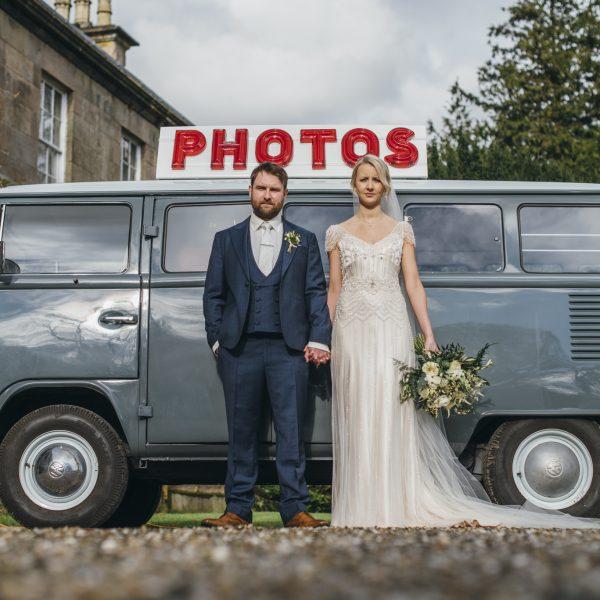 Drenagh Estate Wedding - Megan & Marty