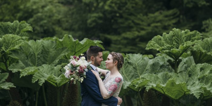 Kelsey & Conor // Larchfield Estate wedding photography