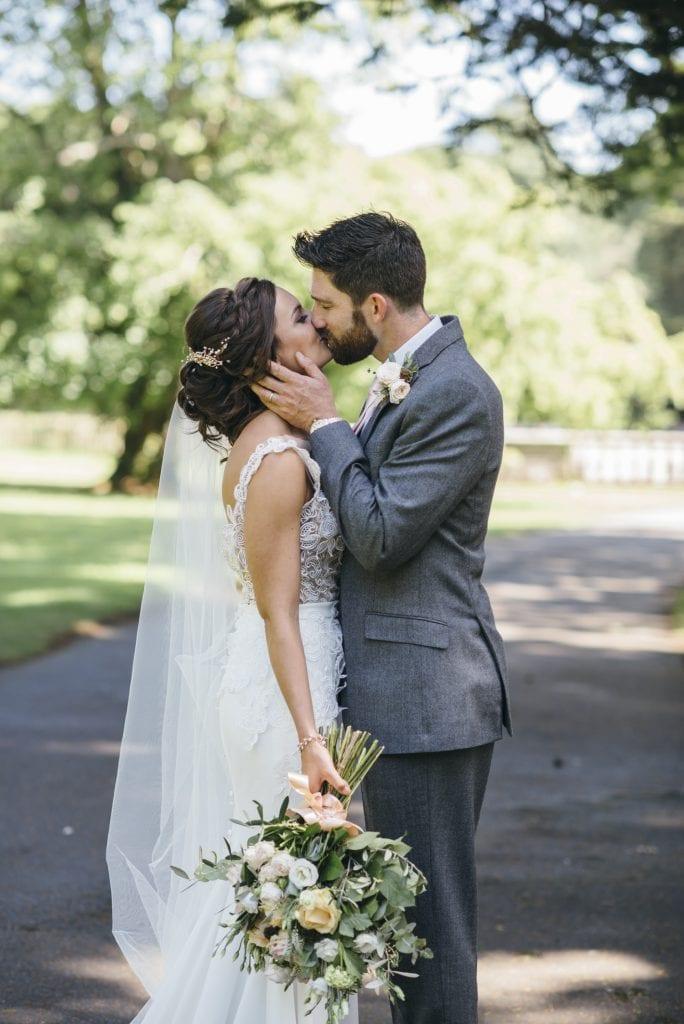 Mount stewart wedding photography