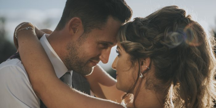Field of Dreams Wedding - Mark & Leah