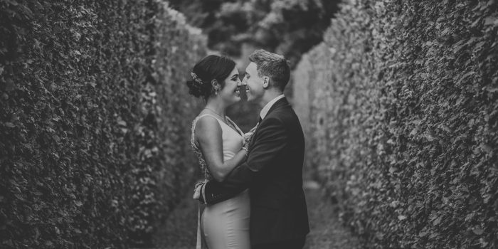 Heather & Chris // The Carriage Rooms at Montalto