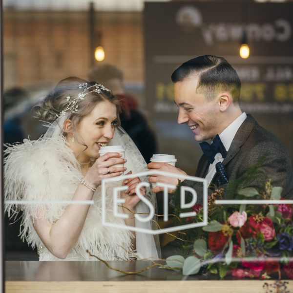 The Merchant Hotel Belfast Wedding - Kathryn & Daniel
