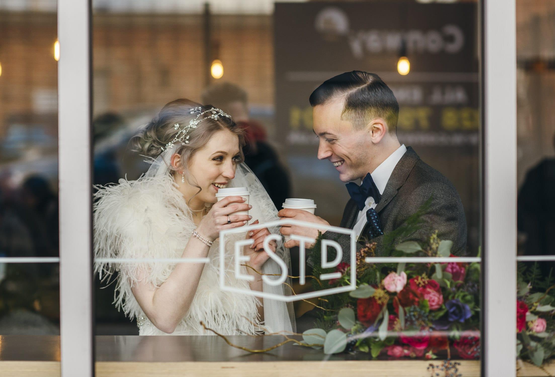 Merchant Hotel wedding photography