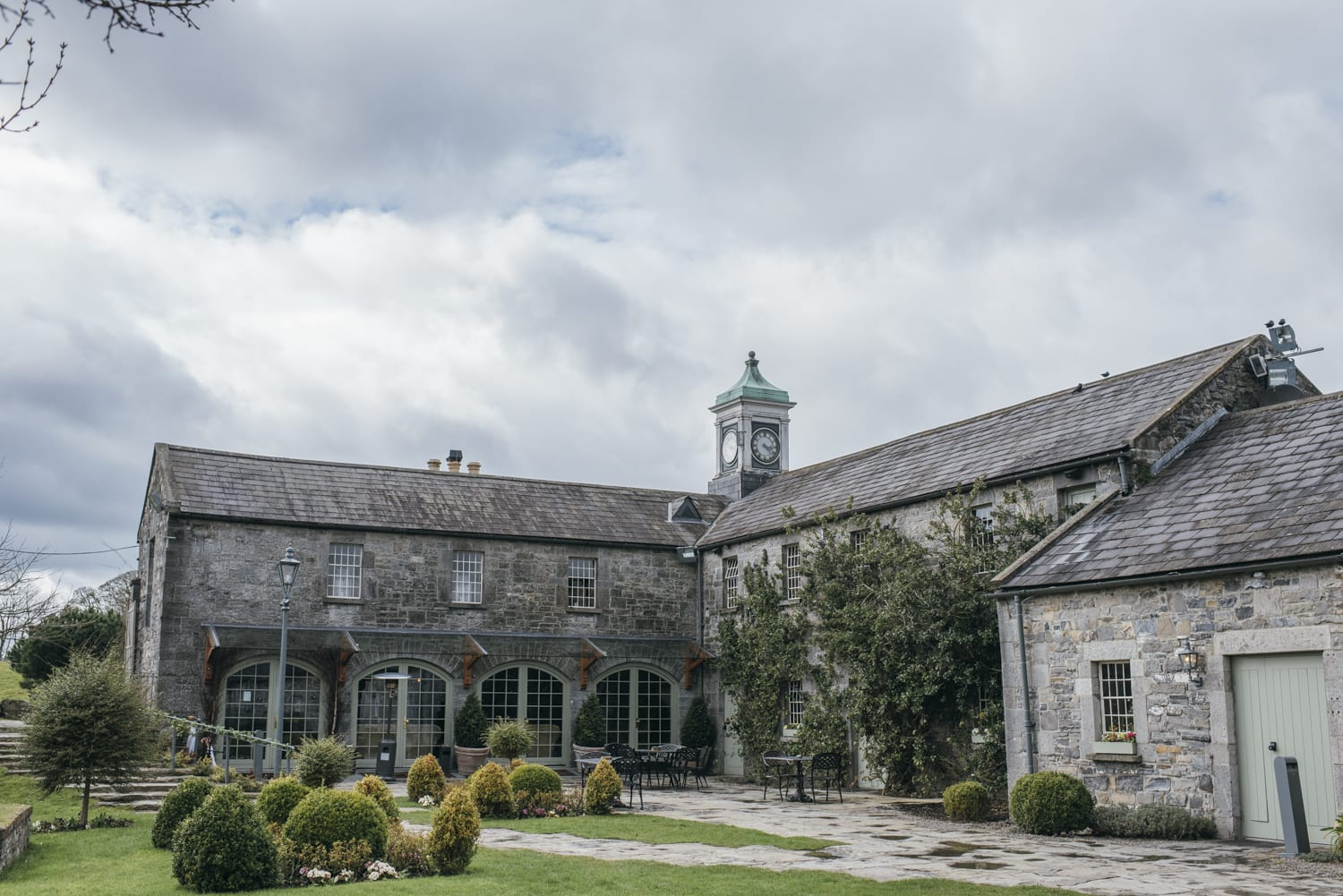 Ballymagarvey Village wedding