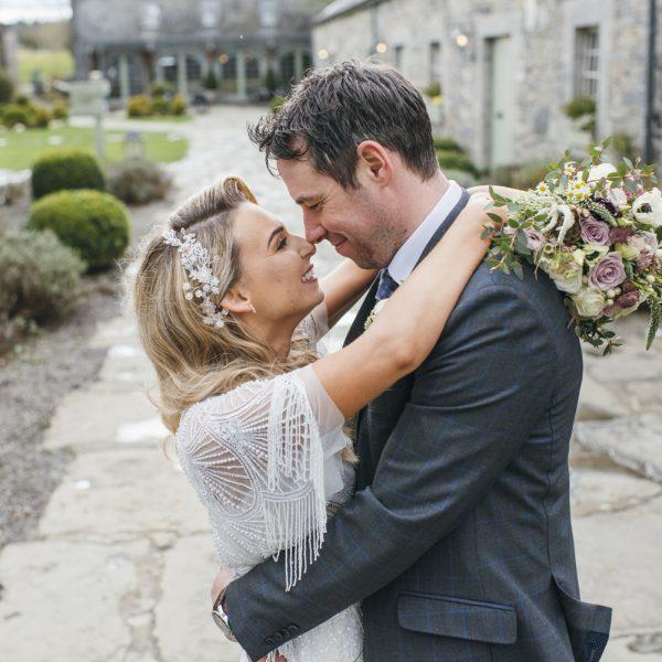 Emma & Fergal // Ballymagarvey Village wedding photography