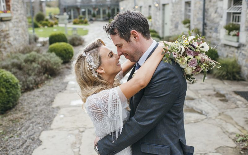 Ballymagarvey Village Wedding - Emma & Fergal
