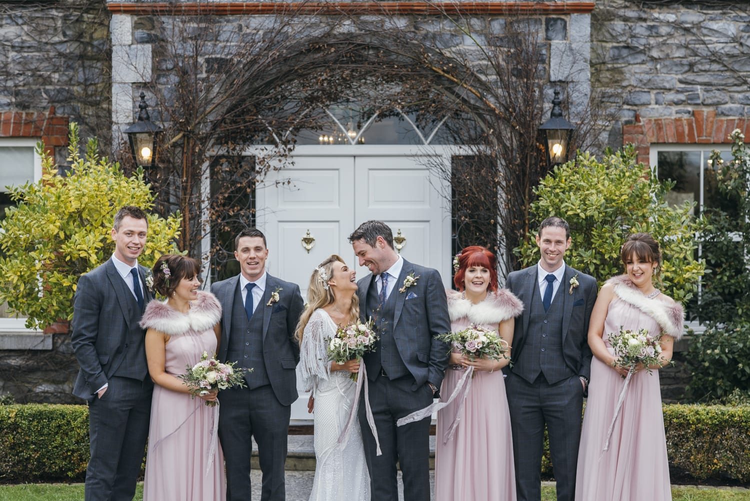 Ballymagarvey Village wedding photography