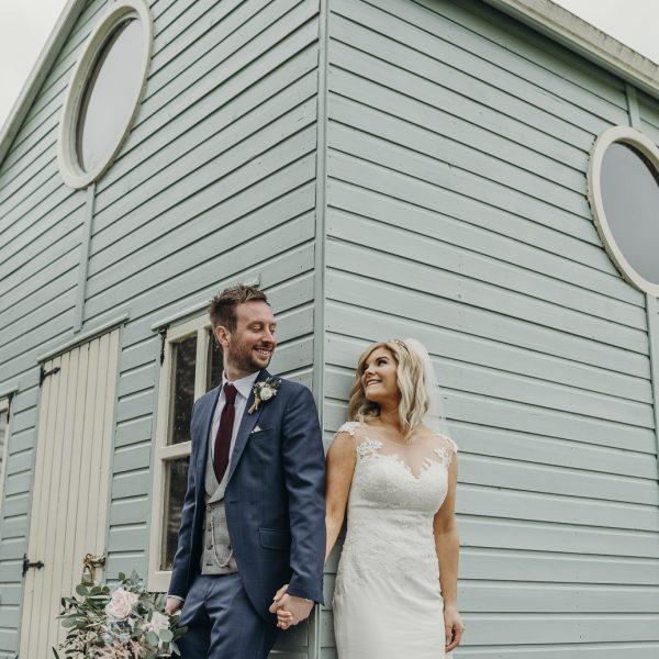 Graeme & Claire // Tankardstown House Wedding