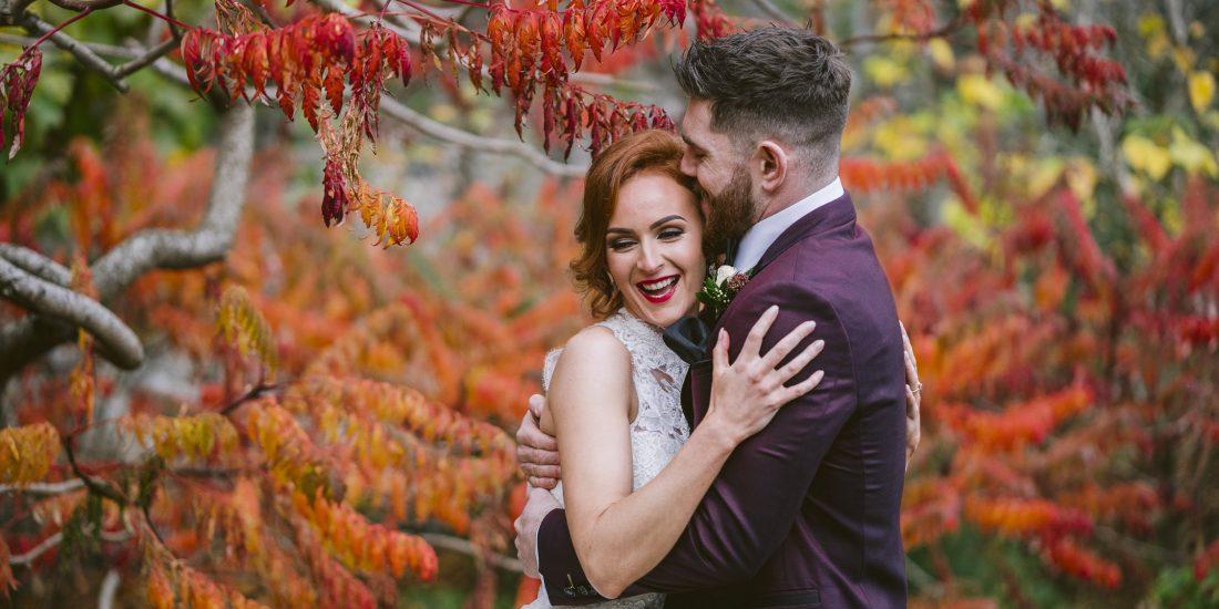 Larchfield wedding photographer