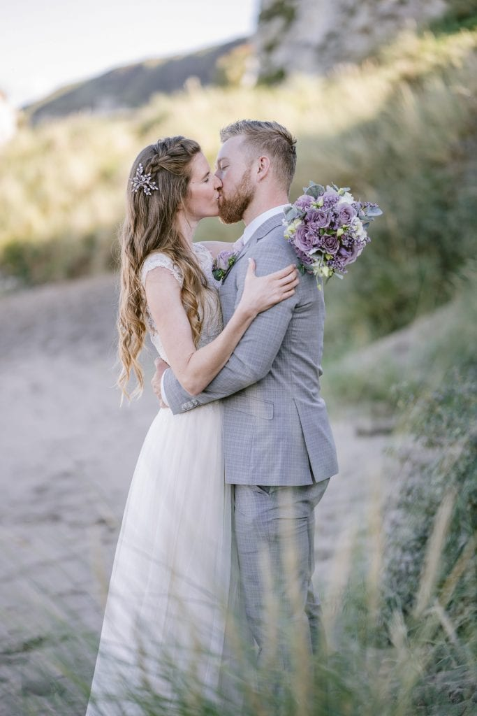 Dunluce Castle elopement