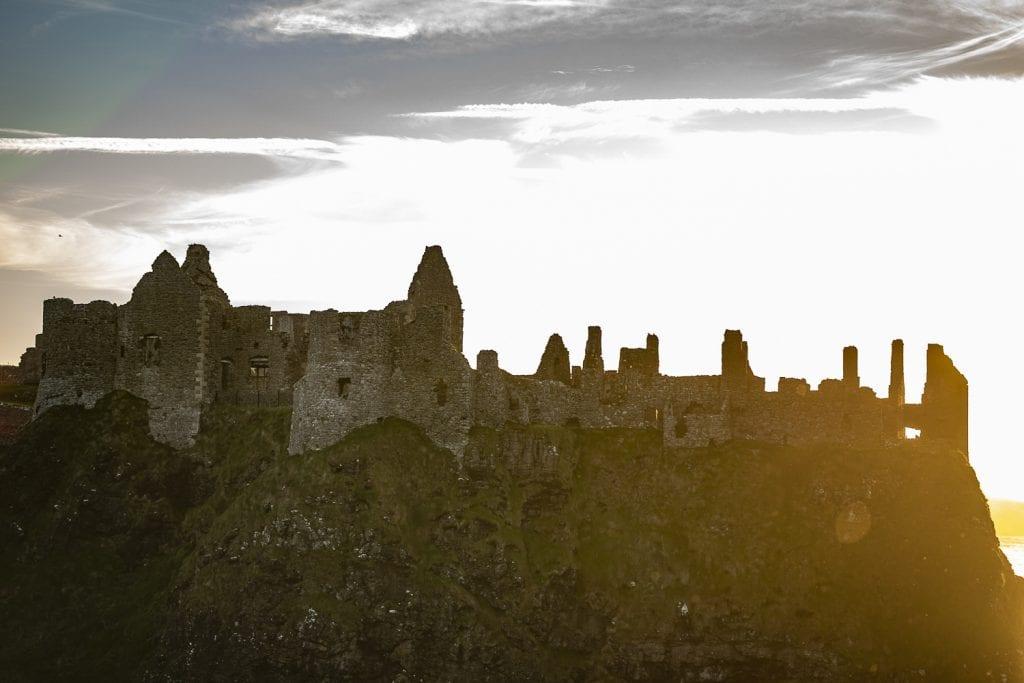 Dunluce Castle elopementDunluce Castle elopement