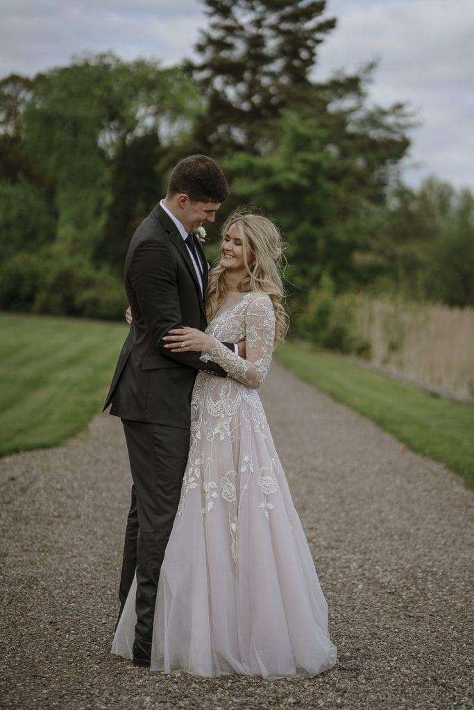 Castle Leslie wedding photographer