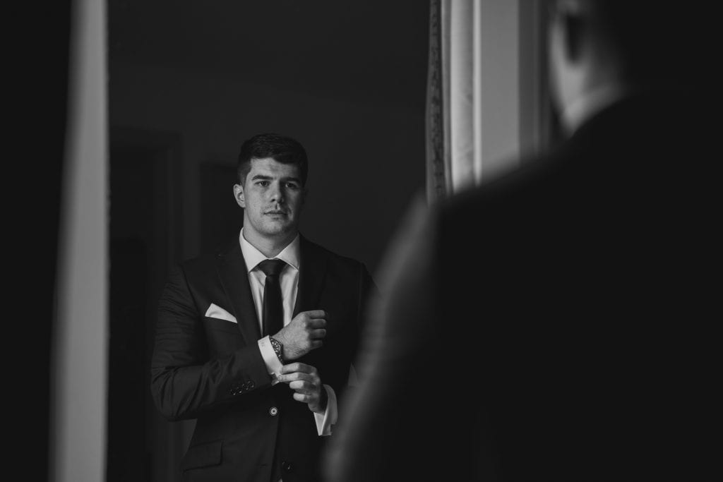 Castle Leslie wedding photographer