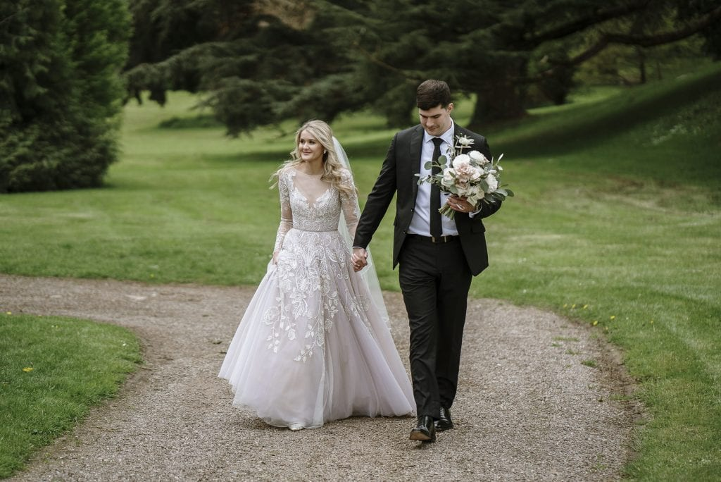 Castle Leslie wedding photography