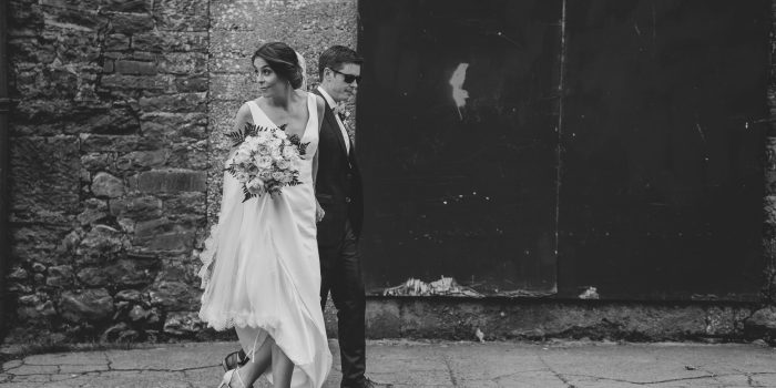 Cloughjordan House wedding - Catherine & Dave