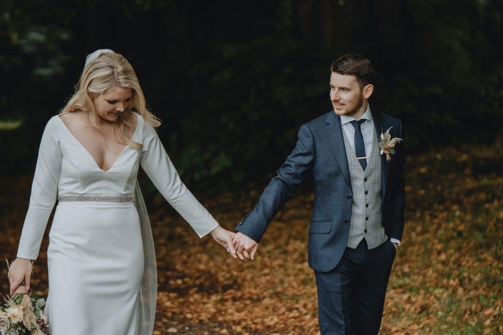 Castle Leslie wedding photography