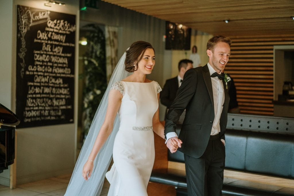 Deans at Queens wedding Belfast