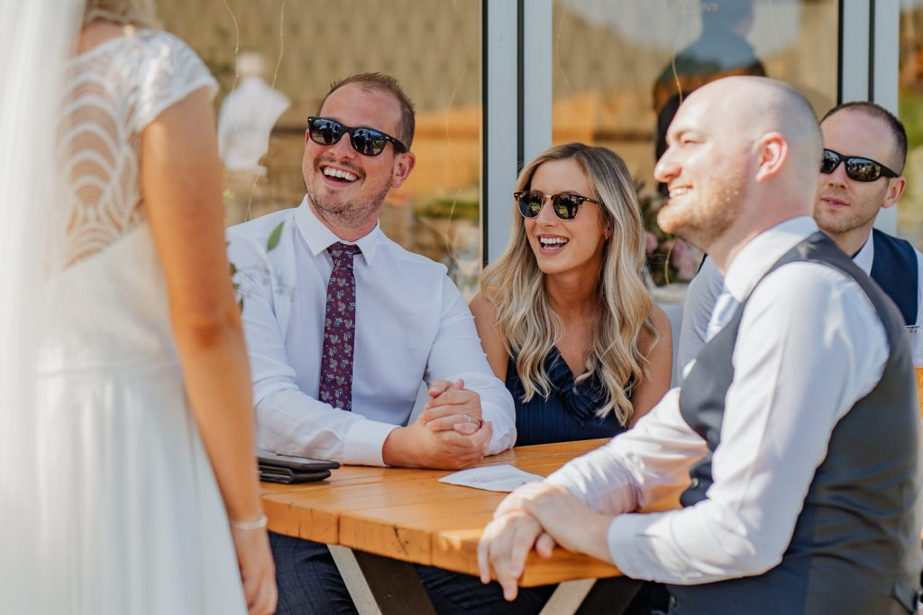 Kilmore House wedding